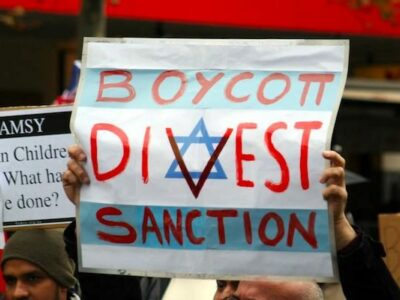 Making Sense of BDS on Both Sides of the Atlantic, Benjamin Weinthal